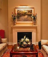 Carpentry - Fireplace Mantel
